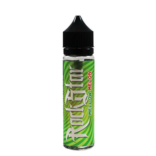 Mellow Melon E-Liquid 50ml (60ml with 1 x 10ml 18mg Nicotine Shot making 3mg liquid) Shortfill by Rockstar Vape