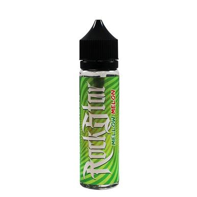 Mellow Melon E-Liquid 50ml (60ml with 1 x 10ml 18mg Nicotine Shot making 3mg liquid) Shortfill by Rockstar Vape