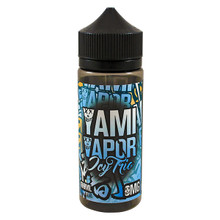 Icy Trio E Liquid 100ml Shortfill 0mg (120ml with 2 x 10ml Nicotine Shots Making Liquid 3mg) By Yami Vapor