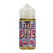 Donut Cereal Strawberry Milk E Liquid 100ml Short Fill 0mg (3mg With Use Of Free Nic Shots Giving 120ml/3mg) By Beard Vape Co
