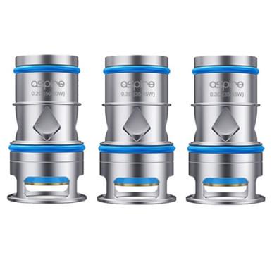3 Pack Aspire Odan Atomizer Coil Heads