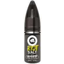 Sub Lime Hybrid Salt E Liquid 10ml by Riot Squad