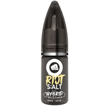 Cream Leaf Hybrid Salt E Liquid 10ml by Riot Squad
