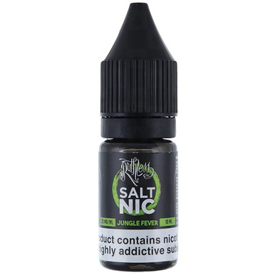 Jungle Fever Nic Salt E Liquid 10ml by Ruthless Vapor