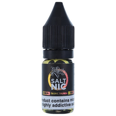 Tropic Thunda Nic Salt E Liquid 10ml by Ruthless Vapor