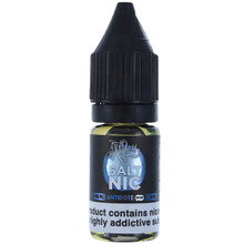 Antidote On Ice Nic Salt E Liquid 10ml by Ruthless Vapor