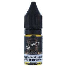 Coffee Tobacco Nic Salt E Liquid 10ml by Ruthless Vapor