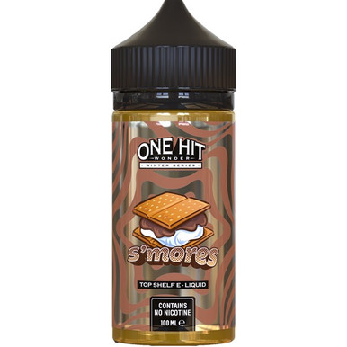 S'mores E Liquid 100ml by One Hit Wonder