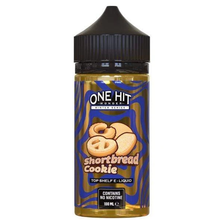 Shortbread Cookie E Liquid 100ml by One Hit Wonder