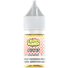 Raspberry Eclair Nic Salt E Liquid 10ml by Loaded