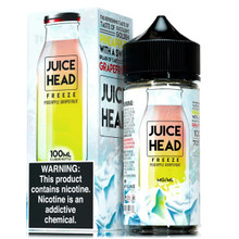 Pineapple Grapefruit Freeze Shortfill E Liquid 100ml by Juice Head
