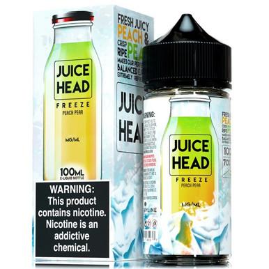 Peach Pear Freeze E Liquid 100ml by Juice Head