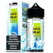 Blueberry Lemon Freeze E Liquid 100ml by Juice Head