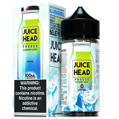 Blueberry Lemon Freeze E Liquid 100ml by Juice Head