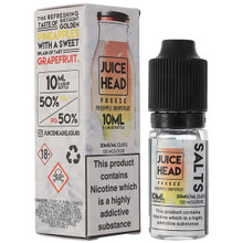 Pineapple Grapefruit Freeze Nic Salt E Liquid 10ml by Juice Head