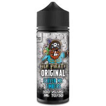 Shiver Me Timbers E Liquid 100ml by Old Pirate Original Series