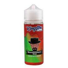 Heisenstrawberry Kiwi E Liquid 100ml by Kingston