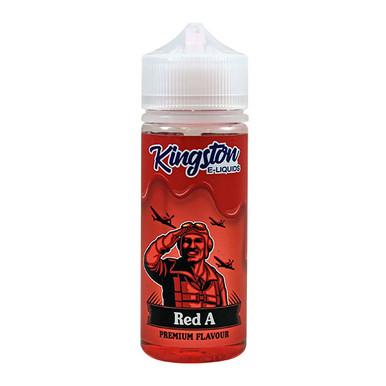 Red A E Liquid 100ml by Kingston