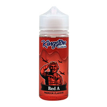 Red A E Liquid 100ml by Kingston