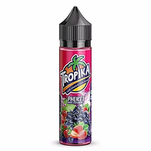 Phuket Grape Strawberry E Liquid 50ml by Tropika