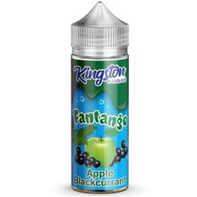 Apple Blackcurrant Fantango E Liquid 100ml by Kingston