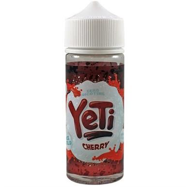 Cherry Ice Cold E Liquid 100ml by Yeti