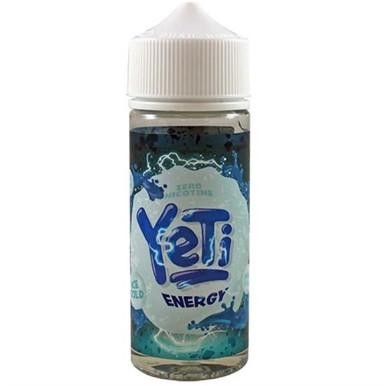 Energy Ice Cold E Liquid 100ml by Yeti