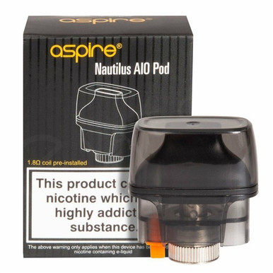 1 Pack Replacement Aspire Nautilus AIO Pod Cartridge