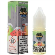 Iced Mad Melon Nic Salt E Liquid 10ml By Tropic King