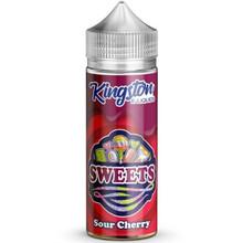 Sour Cherry E Liquid 100ml by Kingston Sweets