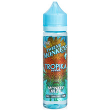 Tropika Iced E Liquid 50ml By Twelve Monkeys