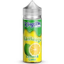Lemon Lime Fantango E Liquid 100ml by Kingston
