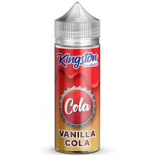 Vanilla Cola E Liquid 100ml by Kingston