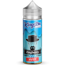 Fizzy Heisenberry E Liquid 100ml by Kingston