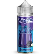 Blackberry Jelly E Liquid 100ml by Kingston
