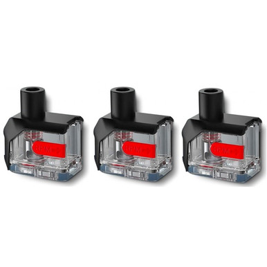 3 Pack Smok Alike RPM Empty Replacement Pods