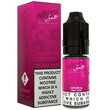 Wicked Haze Nic Salt E Liquid 10ml By Nasty Juice