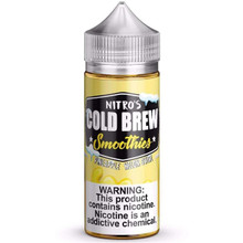 Pineapple Melon Swirl Smoothies E Liquid 100ml by Nitro's Cold Brew