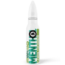 Lemon Cucumber Menthol E Liquid 50ml by Riot Squad