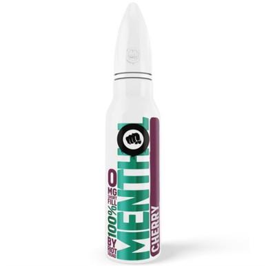 Cherry Menthol E Liquid 50ml by Riot Squad