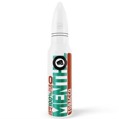 Tobacco Menthol E Liquid 50ml by Riot Squad