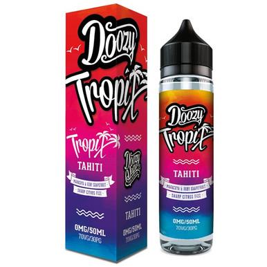 Tahiti E Liquid 50ml by Doozy Tropix