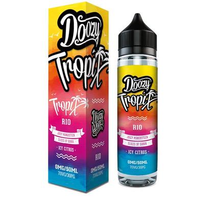Rio E Liquid 50ml by Doozy Tropix