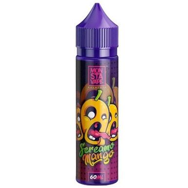 Screamo Mango E Liquid 50ml Shortfill by Monsta Vape