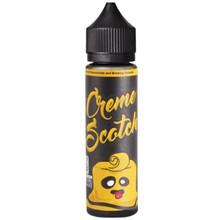 Creme Scotch E Liquid 50ml Shortfill by Monsta Vape