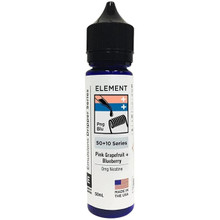 Pink Grapefruit & Blueberry E Liquid 50ml Shortfill by Element Mix Series
