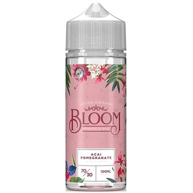 Acai Pomegranate E Liquid 100ml by Bloom