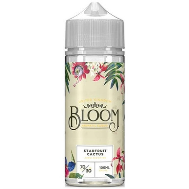 Starfruit Cactus E Liquid 100ml by Bloom