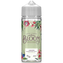 Juniper Mangosteen Apple E Liquid 100ml by Bloom