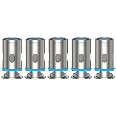 5 Pack Aspire BP Coil Heads